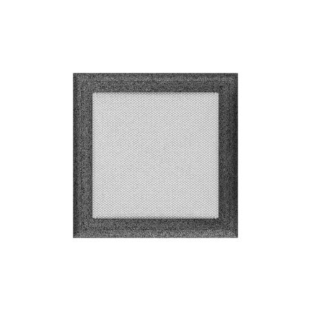 Kratka Oskar czarno-srebrna 22x22