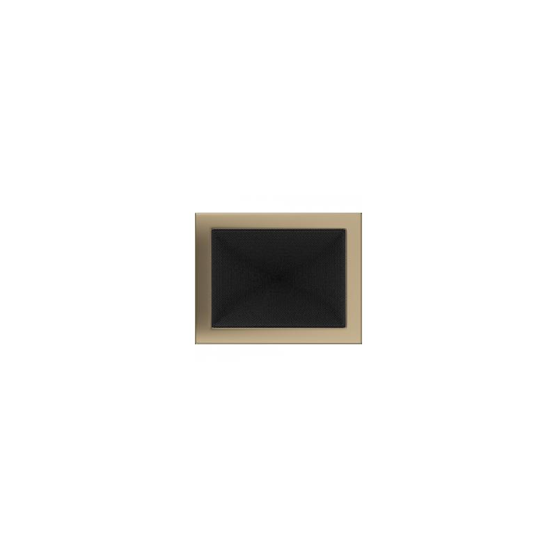 Kratka złoto galwaniczne 22x30