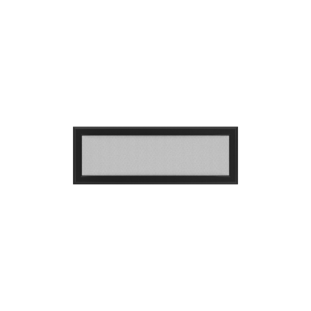 Kratka Oskar czarna 17x49