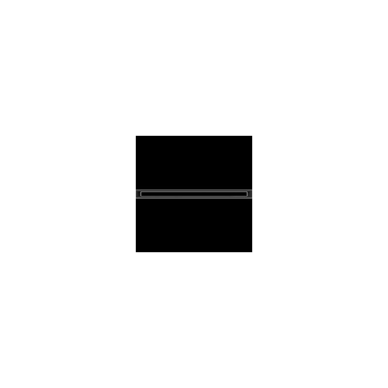 TUNEL czarny 6x100