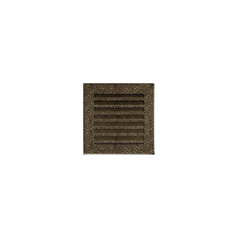 Kratka FRESH czarno-złota 17x17