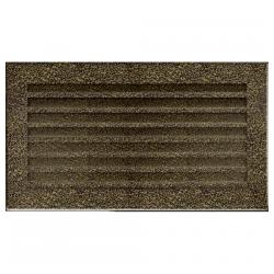 Kratka FRESH czarno-złota 17x30