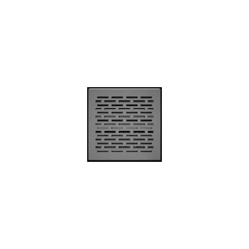 Kratka FLOOR szlifowana 17x17