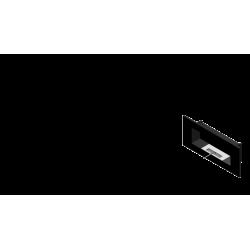 DELTA 2 czarny QUBE z certyfikatem TÜV