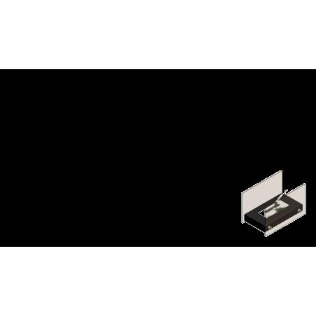 HOTEL MINI czarny z certyfikatem TÜV