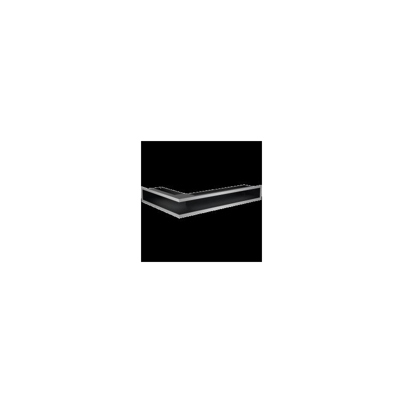 LUFT narożny prawy szlif 40x60x9