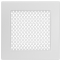 Kratka biała 17x17