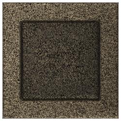 Kratka czarno-złota 17x17