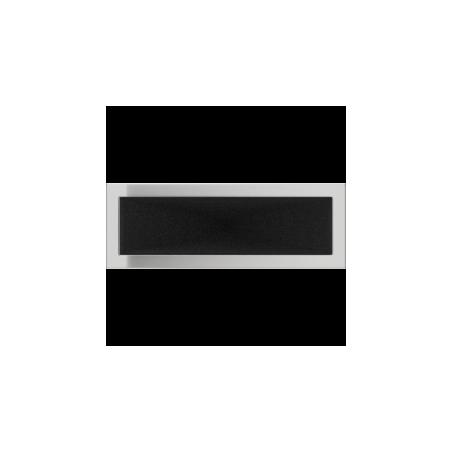 Kratka szlifowana 17x49