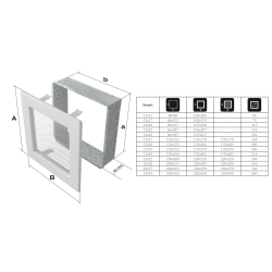 Kratka miedź galwaniczna 11x17