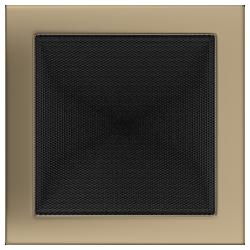 Kratka złoto galwaniczne 22x22
