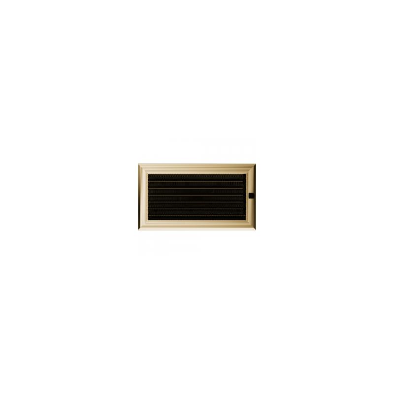 Kratka Oskar z żaluzją 17x30