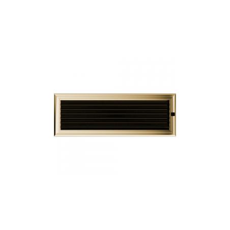 Kratka Oskar z żaluzją 17x49