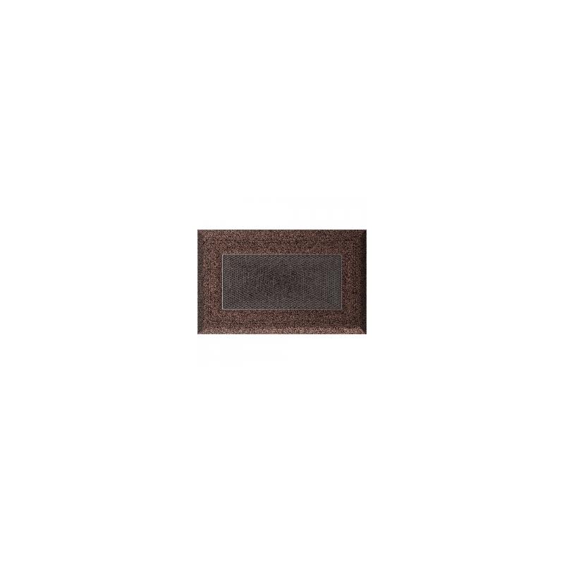 Kratka Oskar miedziana malowana 11x17