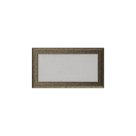 Kratka Oskar czarno-złota 17x30